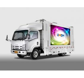 Outdoor Advertising Mobile Led Truck EX3800