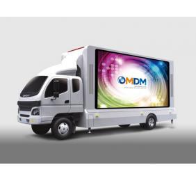Outdoor Advertising Mobile Led Truck EW4700