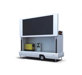 Classic Mobile Exhibition Truck