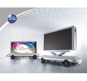 Large Screen LED Trailer
