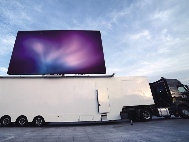 Mobile Stage Trucks Manufacturer