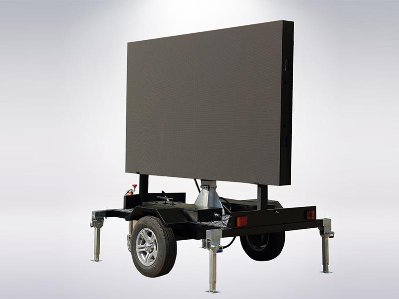 Mobile Advertising trailer
