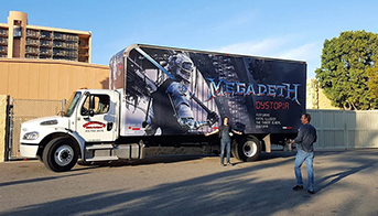 Smart Moving Billboard Technologies
