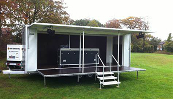 Exhibition Trailers‎ For Hire