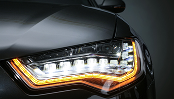 What are the Advantages of LED vehicle?